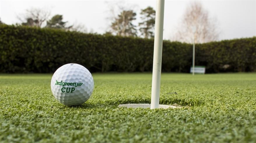 césped sintético golf italgreen