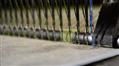 """Producción, para llegar a la realización del césped sintético, Italgreen sigue los siguientes procesos: Extrusión, Torsión, Tejedura (en la foto), revestimiento <a href=""""/empresa/desde-la-produccion-y-hasta-la-instalacion-tu-manto-de-cesped-sintetico-llave-en-mano"""">Lee todo</a>"""